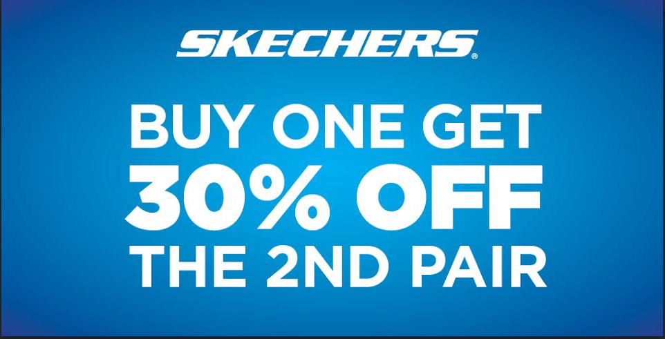 Skechers Bank Hols June